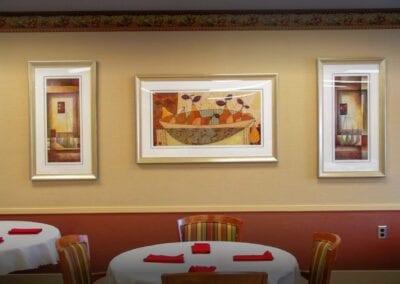 Dining rom